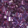 Tiny Flats 5X3.5mm Two-Tone Pink/Lilac